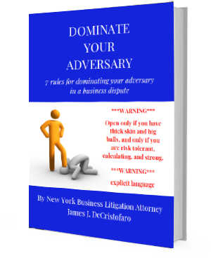 New York Business Attorney Business Dominate Your Adversary
